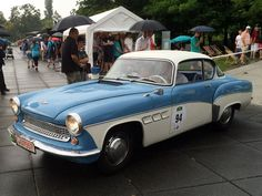 Wartburg 313 Sport Coupe