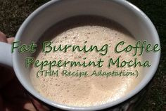 Fat Burning Coffee! (Trim Healthy Mama Recipe Adaptation)