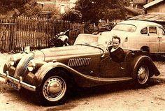 Brasier Torpédo 1911 : l'amour automobile de Boris Vian ! Boris Vian, Morgan Motors, Morgan Cars, Auto Retro, British Car, Cars And Motorcycles, Dream Cars, Famous People, Antique Cars