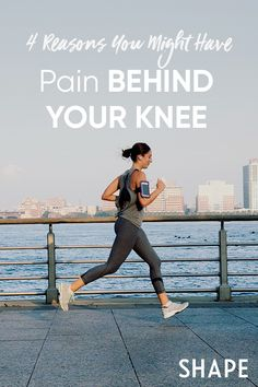 Read on to discover some of the most common causes of chronic pain behind the knee joint and how to fix it so you can get back out there in no time. Intense Cardio Workout, Cardio Workouts, Hiit, Lower Leg Bones, Baker's Cyst, Hip Strengthening Exercises, Exercise Physiology, Running Injuries, Calf Muscles