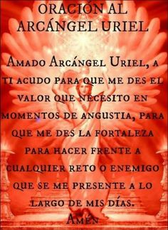 Archangel Uriel Prayer, Archangel Prayers, Archangel Jophiel, Archangel Gabriel, Catholic Prayer For Healing, Catholic Prayers Daily, God Prayer, Prayer Quotes, Words Quotes