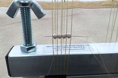 Loom bracelet row 1