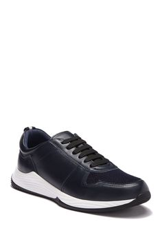 French Connection Graysen Sneaker In Navy High Top Sneakers, Shoes Sneakers, Lace Inset, French Connection, Lace Up, Nordstrom, Louis Vuitton, Mens Fashion, Navy