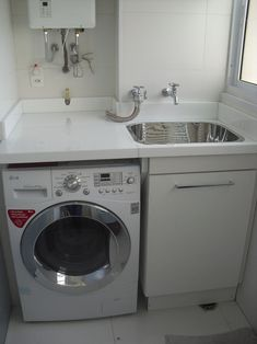 Home Decoration Shops Near Me Laundry Room Design, Home Room Design, Interior Design Living Room, Living Room Designs, House Design, Small Laundry, Laundry In Bathroom, Laundry Area, Outdoor Laundry Rooms