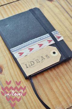 DIY: Personalizar una libreta