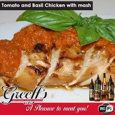 We are excited about the #Froggit range - try this #delicious Tomato and Basil Chicken with mash recipe. All using the Froggit range. For full recipe - click here: http://apost.link/qh