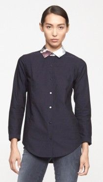 Oxford Shirt by Carven