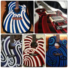 Compilation of M.O.K.O Guitars by PTH