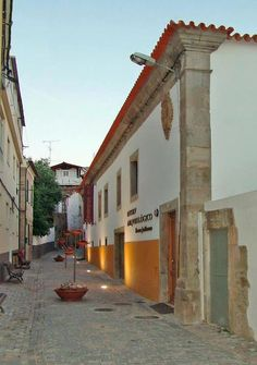 Archaeological Museum José Monteiro | Museu Arqueológico José Monteiro, Fundão #Portugal