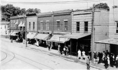 Downtown Edinboro (1905)