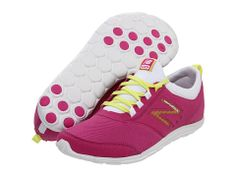 New Balance WW735 Women's Walking Shoe Pink - Footwear Blog