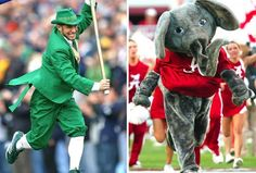 Notre Dame will face off against Alabama in the BCS National Championship Game. Who you got?