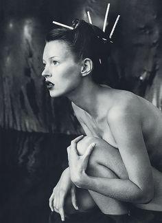 "jinxproof: ""Kate Moss, 1993 | ph. Fabrizio Ferri """