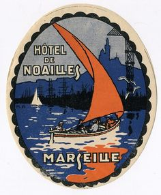 Vintage Travel and Luggage Labels, mostly 1910s and 1920s, found on ebay, seller goodbooks4alltumblr batch upload bloadr.com (FB)