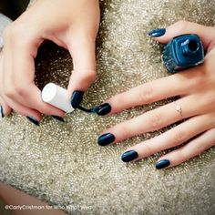 @WhoWhatWear shows us how to get a dark, dramatic fall mani with 'the perfect cover up'.