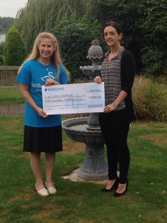 Massive THANK YOU to Kuehne & Nagel in Milton Keynes for raising urgently needed funds for Willen Hospice with their dress down curry lunch event held in memory of a dear colleague. They raised a brilliant £500!