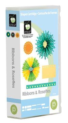 Ribbons & Rosettes Cricut® Cartridge