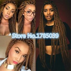 ... box gateway Suppliers: Crochet Mambo Braiding Hair Twist 3S box Braid