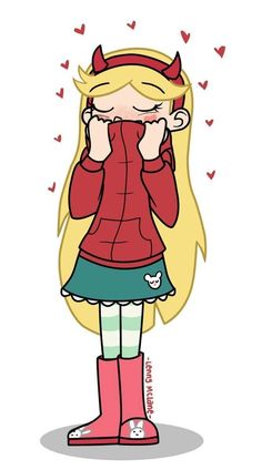Says the so in love princess Star Butterfly. The ship I didn't know I shipped until I was so deep into the ship. He Smells Nice Anime Butterfly, Star Butterfly, Cartoon Wallpaper, Disney Wallpaper, Star E Marco, Chibi, 3d Foto, Princess Star, Disney Stars