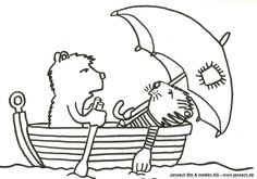 Die 24 Besten Bilder Von Tiger Bär Art For Kids Drawings Und