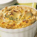 Brie Mashed Potatoes Recipe por Betty Crocker Recipes