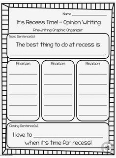 100 First Grade Opinion Writing Ideas In 2021 Opinion Writing First Grade Writing Persuasive Writing