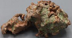 119  grams  Michigan Cleaned Native Copper  Keweenaw  Calumet