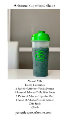 Superfood Protein Shake - All You Need To Know About Detox Arbonne 30 Day Cleanse, Arbonne 30 Day Challenge, Arbonne Detox, Detox Challenge, Arbonne Shake Recipes, Arbonne Protein Shakes, Protein Shake Recipes, Superfood, Arbonne Nutrition