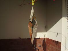 #cartapesta Secado.
