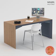 Office Desk Pack01