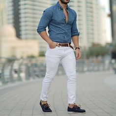 28 Trendy ideas for fashion mens spring moda masculina Best Mens Fashion, Mens Fashion Suits, Men's Fashion, Fashion Guide, Fashion Menswear, Style Casual, Men Casual, Men's Style, Swag Style