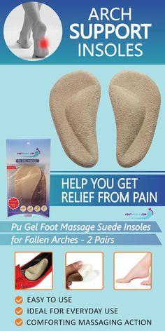 1//2//5//10 Pair High Heel Silicone Gel Cushion Insoles Pad Feet Shoe Foot Care BB
