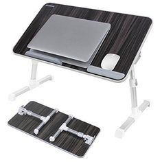 Automobiles & Motorcycles Interior Accessories Folding Laptop Holder Pc Stand With Stretching Legs And Adjusting Angles For 11~16 Inch Computer Notebook Portable Lap Desk Can Be Repeatedly Remolded.