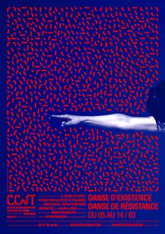 graphic design, poster, blue