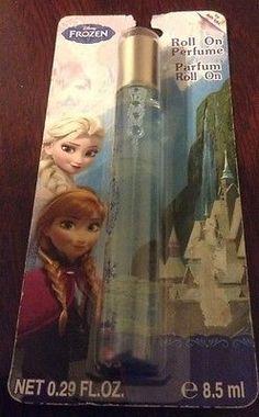 Disney Frozen Roll On Perfume Travel Purse Size 0.29 fl oz New In Package