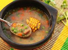 colombian pressure cooker soup