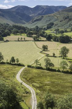 wanderthewood: Deepdale, Cumbria, England by bingleyman2 on Flickr