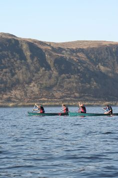 Fantastic day for a leisurely canoe in the stunning Elan Valley.
