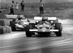 Giovanni Salvati - Scuderia Ala d'OroMarch 712M Cosworth FVA - VI Flugplatzrennen Tulln-Langenlebarn 1971 - I Jochen Rindt Gedächtnisrennen - European F2 Championship, Round 8