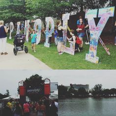 Out at #panoply2016 this weekend! So many talented artists and fun activities for kids. oh and the food trucks and kraft beer  #huntsvilleAL #panoply #artscene #bigspringpark #downtownhuntsville #rocketcity