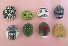 Star Wars rocks
