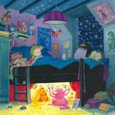 ArtStation - г-н Лука childrensbook, Wouter Тульп