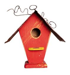 These birdhouses will give your winged visitors something to chirp about this spring.