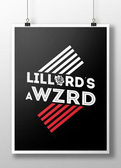 Lillards a Wizard