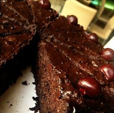 The world's best chocolate cake – an original French recipe