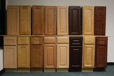 New kitchen cabinets are an opportunity to give your kitchen an updated look. Whether it is custom cabinets semi-custom cabinets or assembled. & mission kitchen cabinet doors | Mission style kitchen cabinets ...