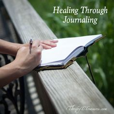 Dealing with difficult situations/people is an inevitable part of life. Healing through journaling has been so helpful for me!