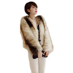 Etosell Women's Faux Fur Winter Warm…