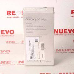 SAMSUNG GALAXY 6 EDGE 32GB Nuevo Precintado E280262   Tienda online de segunda mano en Barcelona Re-Nuevo