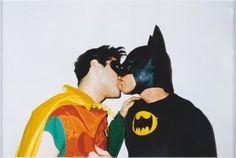 terry richardson Batman and Robin